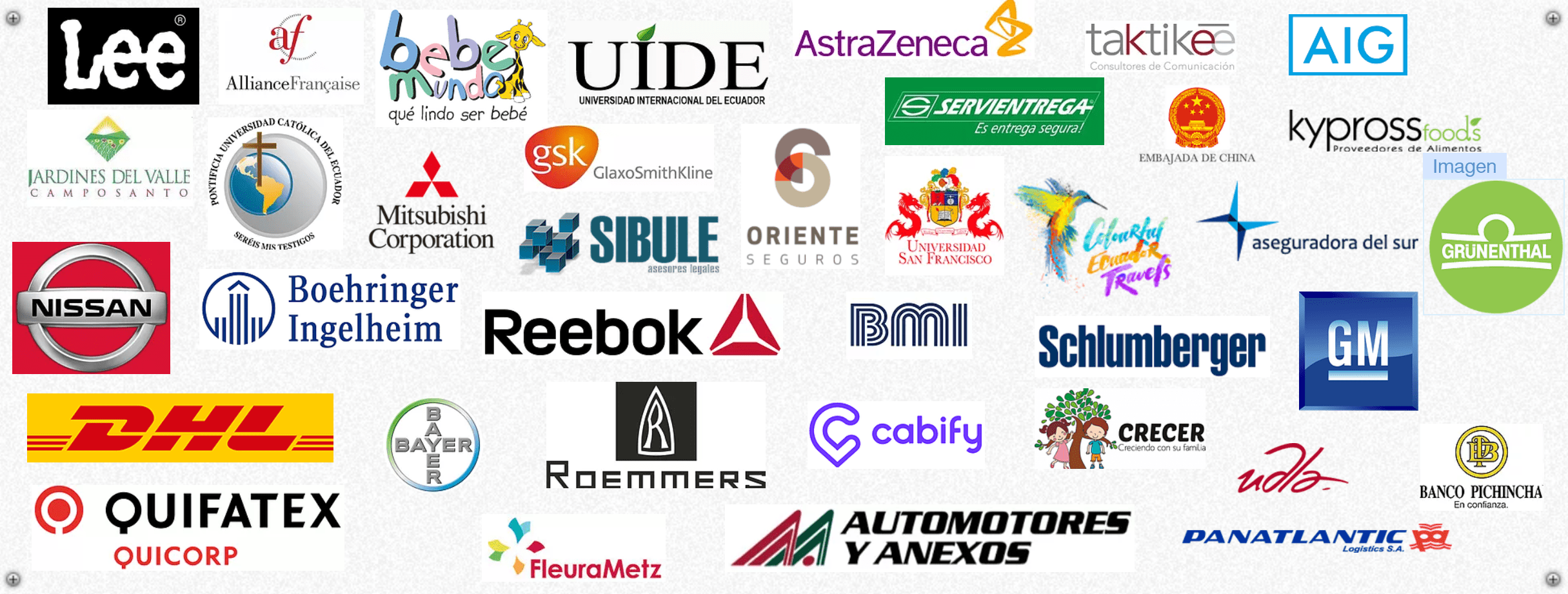 Empresas que han visitado Room Escape Ecuador