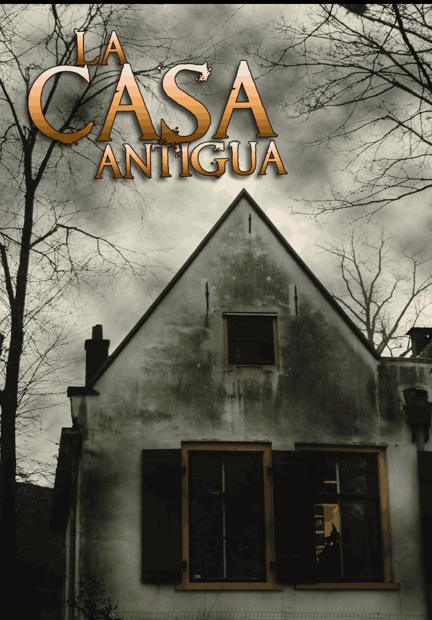 Juego de escape Casa Antigua