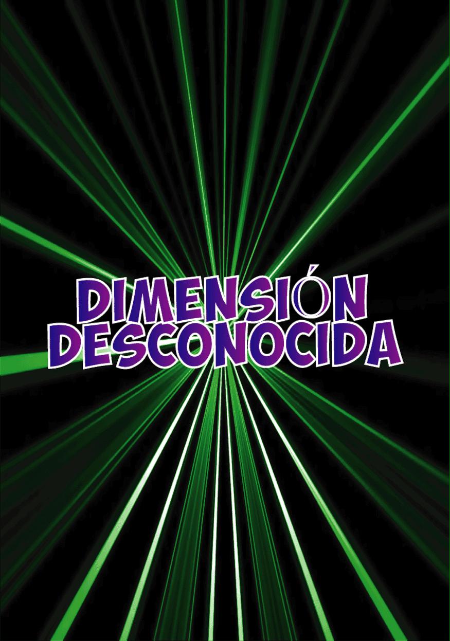 Juego de Escape Dimensión Desconocida